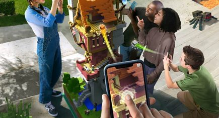 Minecraft-Earth-AR